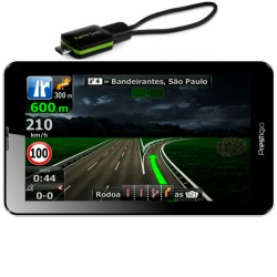 GPS НАВИГАЦИОННА СИСТЕМА ЗА КАМИОН PRESTIGIO MULTIPAD WIZE 3037, 7 ИНЧА ,ANDROID, WI-FI, 3G, BLUETOOTH, TV ТУНЕР