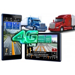 GPS НАВИГАЦИОННА СИСТЕМА ЗА КАМИОН LENOVO TB3-730X, 2 ПРОГРАМИ, 7 ИНЧА, ANDROID, WI-FI, 4G, BLUETOOTH