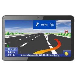 GPS НАВИГАЦИОННА СИСТЕМА ЗА КАМИОН QC-1013G, 2 ПРОГРАМИ, 10 ИНЧА, ANDROID, WI-FI, BLUETOOTH, 3G