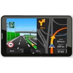 GPS НАВИГАЦИОННА СИСТЕМА ЗА КАМИОН DIVA QC-703GN, 2 ПРОГРАМИ, 3G, 7 ИНЧА, ANDROID, WI-FI, BLUETOOTH