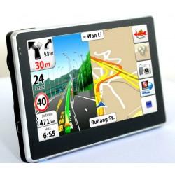 GPS НАВИГАЦИОННА СИСТЕМА ЗА КАМИОН DIVA 5015 FM EU, 800MHZ, 4GB