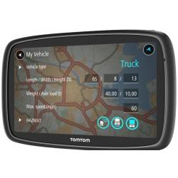 GPS НАВИГАЦИОННА СИСТЕМА TOMTOM GO PROFESSIONAL 6200 WI-FI, 6 ИНЧА, BLUETOOTH