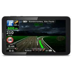 GPS НАВИГАЦИОННА СИСТЕМА ЗА КАМИОН PRESTIGIO MULTIPAD WIZE 3407, 7 ИНЧА ,ANDROID, WI-FI, 4G, BLUETOOTH